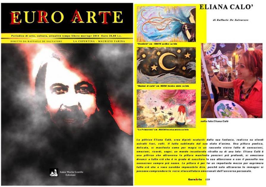 Eliana Calò articolo