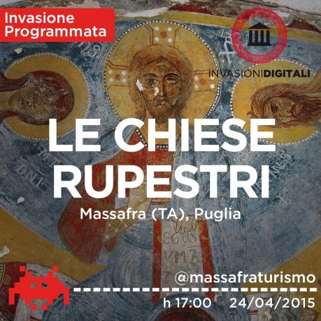 Le chiese rupestri