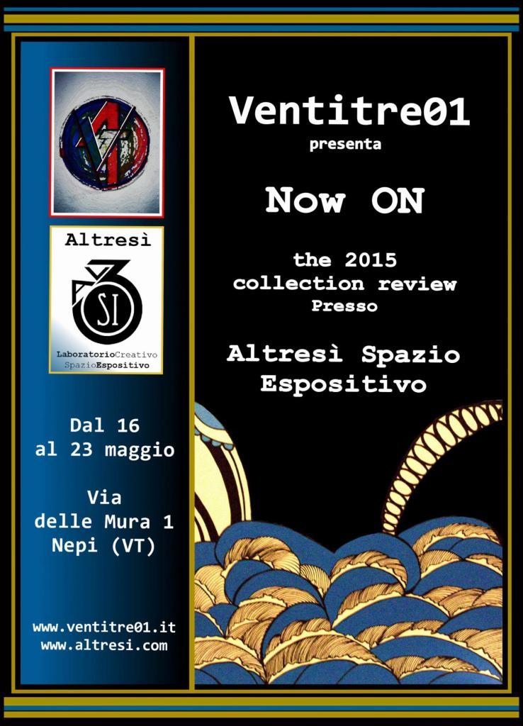 Ventitrè01 Now On