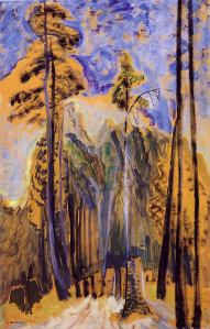 EmilyCarr-Forest-c1940