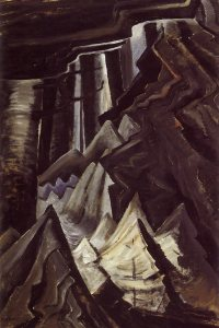 EmilyCarr-Forest-Interior-Black-and-Grey-c1930