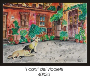 i_cani_del_borgo
