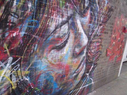 David Walker, Curtain Road, 2010,Ravish London