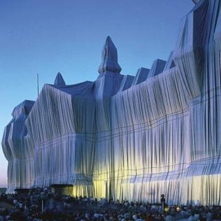 Reichstag - Christo e Jeanne-Claude