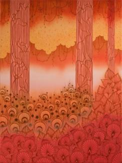 Il caldo bosco