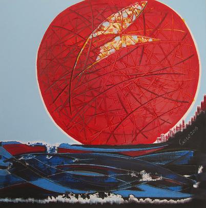 Girolamo Peralta - Laudes di un sole espressionista