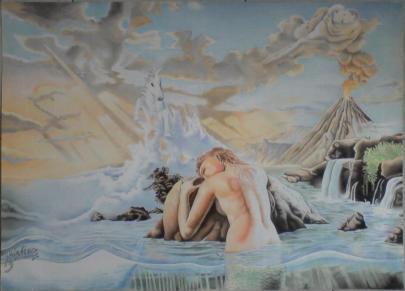 Mariano Bachetti - Mermaid's Dream