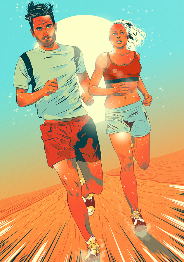The Running Times - Desert Marathon
