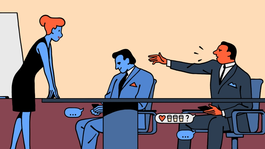 Vincent Mahé - How to appear wise... in a board meeting