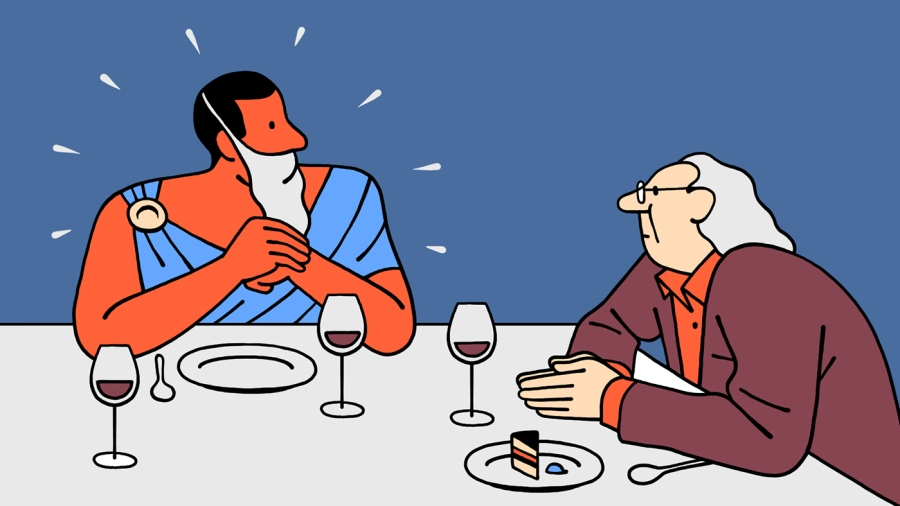 Vincent Mahé - How to appear wise... in a dinner party