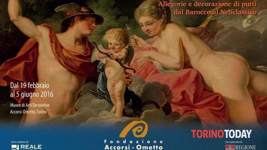 spiritelli, amorini, genietti e cherubini allegorie e decorazione di putti dal barocco al neoclassico
