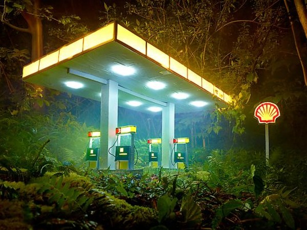 David La Chapelle, Gas, 2012