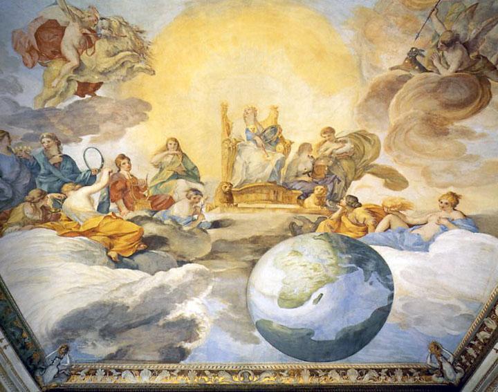 Andrea Sacchi - La Divina Sapienza