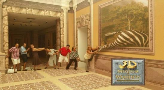 Museum of wonders 3