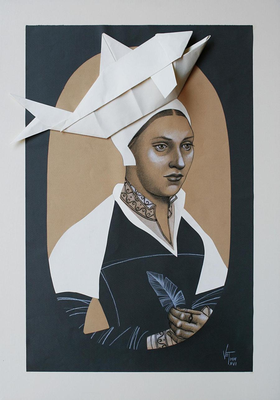 Vania-Eleettra-Tam---Origami-Clitoridei- BALENA