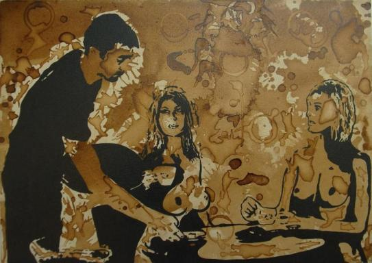 Davvero un bel caffè - Cosimo Ancora (Mimmo)