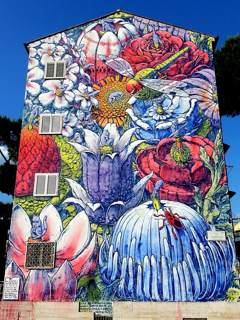 San Basilio Street Art
