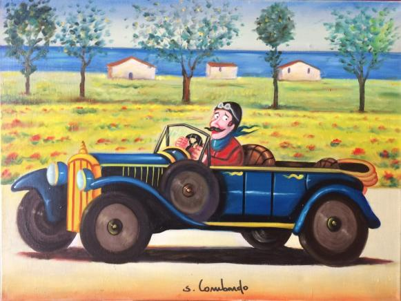 x-Salvo-Lombardo---Tetti-rossi-e-auto-blu-