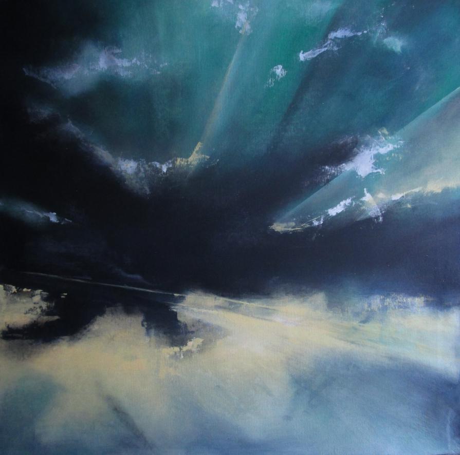 Angela Martinelli - Atmosfera, squarcio