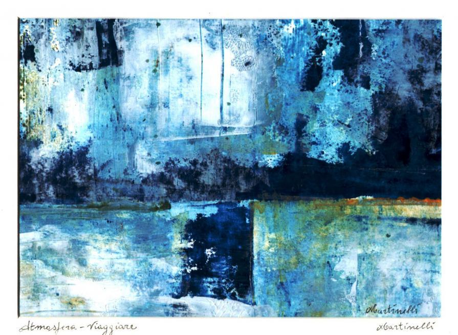 Atmosfere blu - Viaggiare