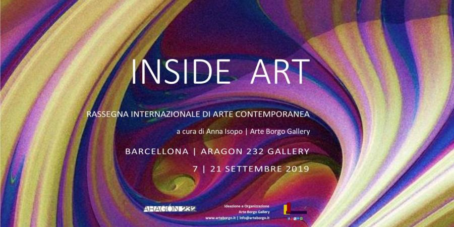 Inside Art Barcellona