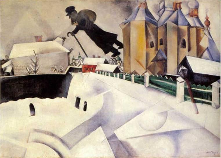 Sopra-Vitebsk-di-Marc-Chagall